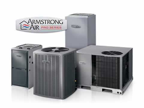 Armstrong Air Conditioning Systems and Conditioners