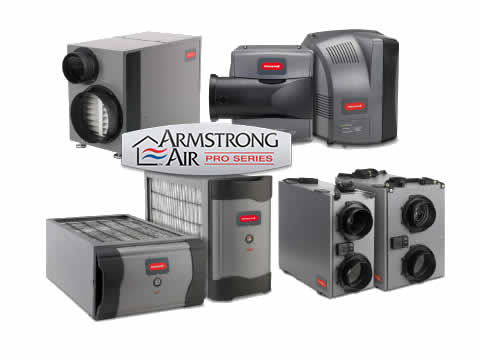 Armstrong Full Home Air Quality Systems
